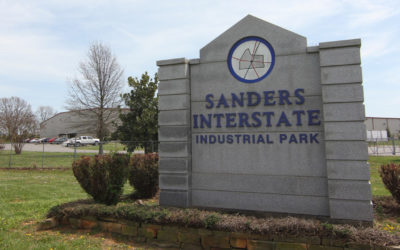 Sanders Interstate Industrial Park